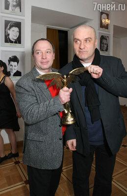 Александр Балуев и Сергей Урсуляк
