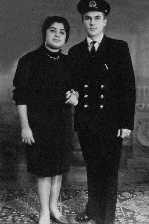 Родители Ольги Дроздовой