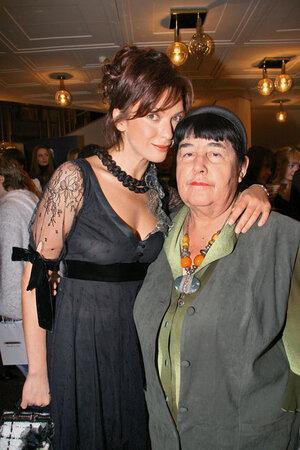 Ольга Дроздова  с любимой свекровью  Ноэми Семеновной