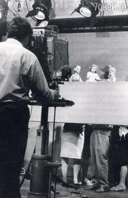 В ранних «Спокушках» разыгрывали целые кукольные спектакли