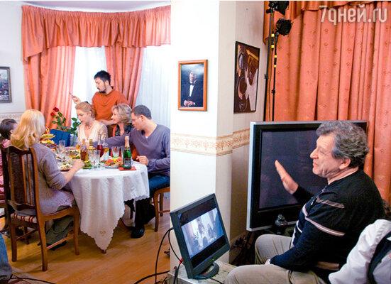 Борис Грачевский дебютировал в роли режиссера полнометражного фильма
