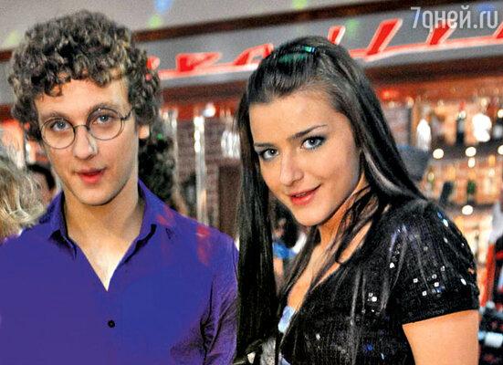 Кадр из сериала: Веник и Даша