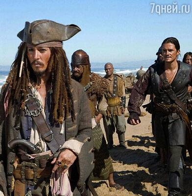 Кадр фильма« Пираты Карибского моря: На краю Света»