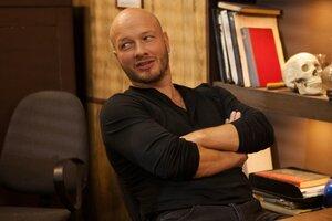 Никита Панфилов получил травму на съемках сериала «Пес»