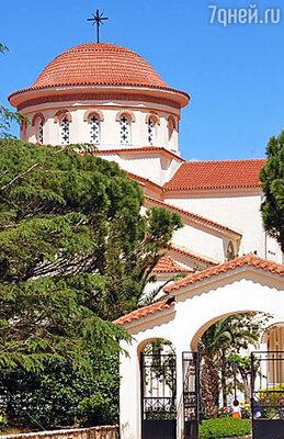 Монастырь Святого Герасима на острове Кефалония