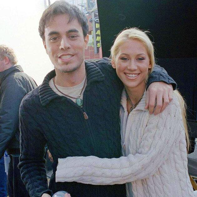 Энрике Иглесиас (Enrique Iglesias) и  Анна Курникова вместе уже 12 лет.
