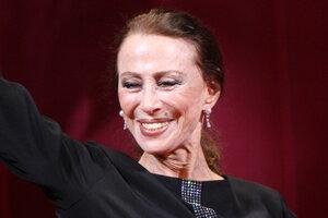 К юбилею Майи Плисецкой выпустили онлайн-экспозицию ее уникальных архивных снимков