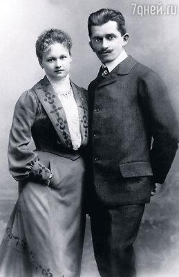 После того как Порше познакомился с Алозией Кес (на фото), все другие женщины казались ему неуклюжими и глупыми