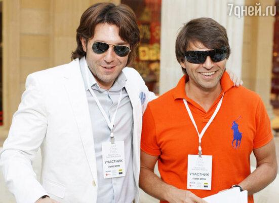 Андрей Малахов и Николай Усков