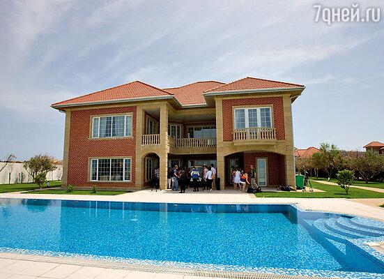 Дом, в котором жили «Бурановские бабушки» вовремя «Евровидения»