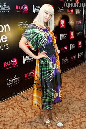 ������ �� ��������� �������� ������ Fashion People Award, 2013 ���
