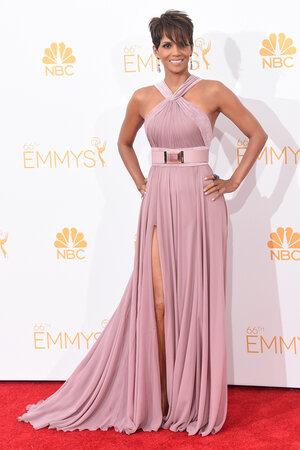 Холли Берри в платье от Elie Saab