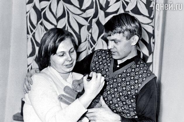 Юрий и Татьяна Назаровы