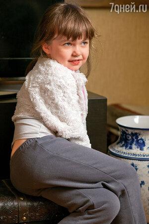Внучка Юрия Назарова