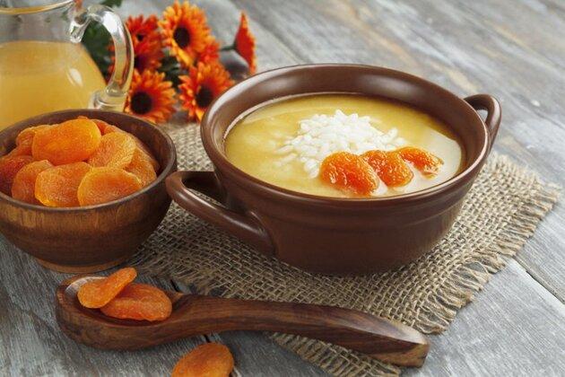 Суп «Горное солнышко»