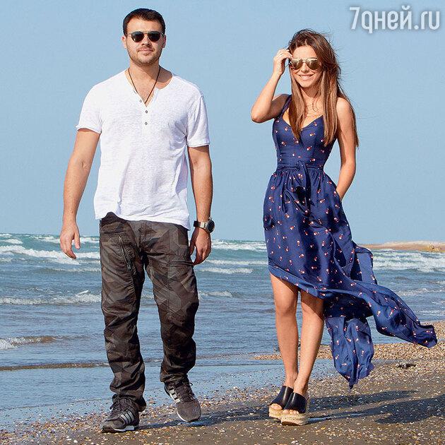 Ани Лорак и Эмин Агаларов