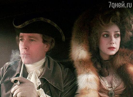 Кадр из фильма «Барри Линдон»
