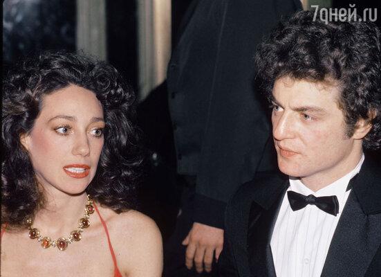Мариза Беренсон с мужем Ричардом