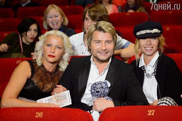 Николай Басков на премьере фильма «Скорый «Москва-Россия»