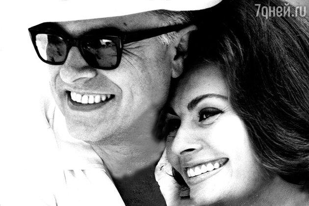 Брак Софи Лорен и Карло Понти стал, наверное, одним из самых крепких «звездных» союзов за всю историю кинематографа