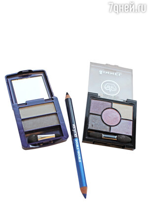 ���� ��� ��� The ONE Colour Match �� Oriflame, ������������ �������� ��� ���� Very me Double Trouble �� Oriflame, ������� Rimmel Glam�Eyes HD 5-Colour Eye Shadow