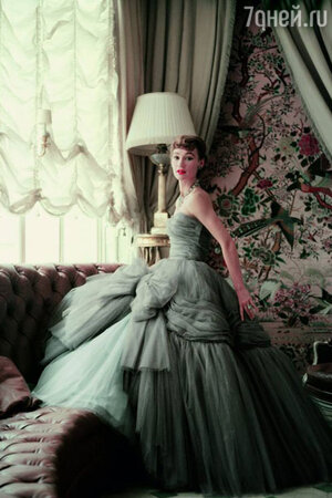 Стиль New Look стал визитной карточкой эпохи 1950-х