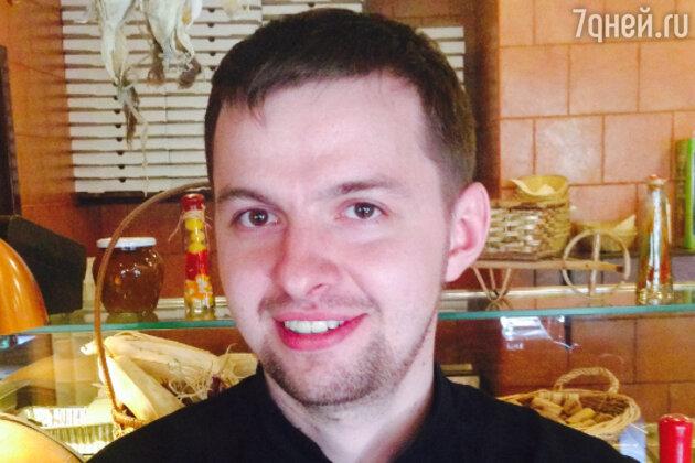 Шеф-повар Сергей Балашов