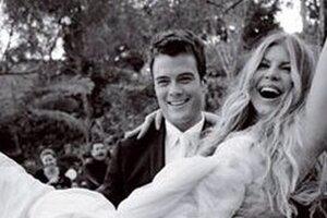 Ферджи отмечает годовщину свадьбы