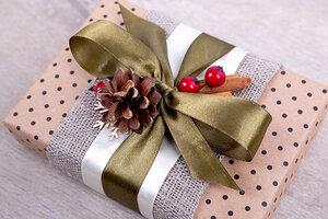 Упаковка для подарка «Уютная зима»