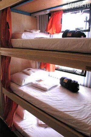 Отель-грузовик в Бразилии. Exploranter Hotel