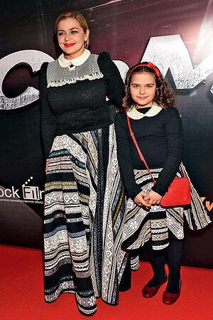 Ирина Пегова с дочерью Татьяной