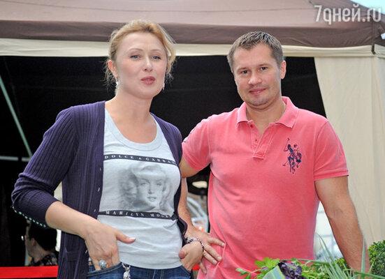 Алексей Немов и Елена Ищеева
