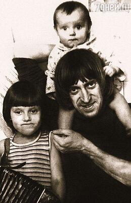Витя с Аней и Олей