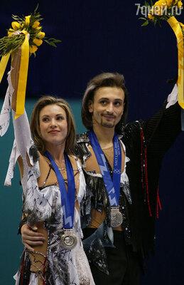 На Олимпиаде в Солт-Лейк-Сити мы заняли второе место...
