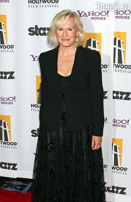 Глен Клоуз получила награду за «выдающиеся карьерные достижения».