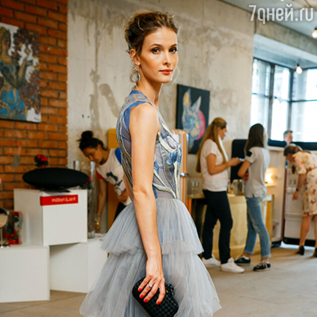 Светлана Иванова готова