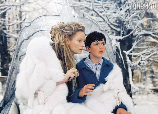 Приглашение на роль Белой Колдуньи в фильме «Хроники Нарнии» стало для Тильды полным сюрпризом