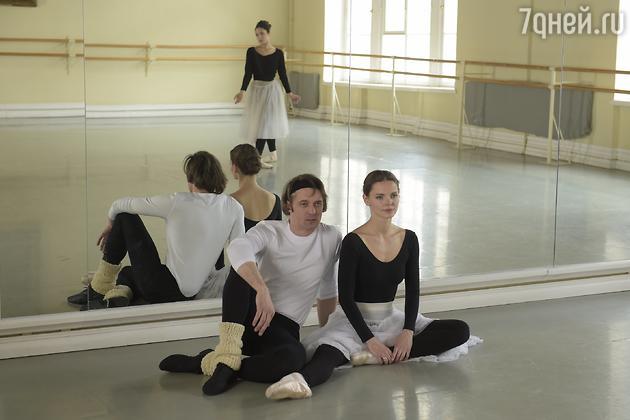 Елизавета Боярская и Павел Трубинер