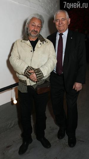 Стас Намин и Леонид Рошаль