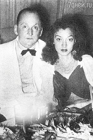 Александр Вертинский с женой Лидией