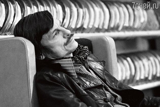 Андрей Тарковский. 1979 г
