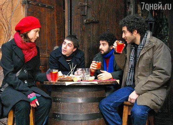 Кадр фильма «Десять зим»