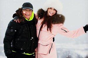 Дмитрий и Полина Дибровы отмечают юбилей