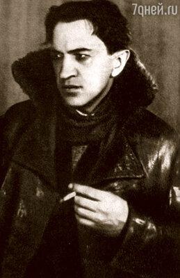 Астангов — один из самых знаменитых актеров СССР