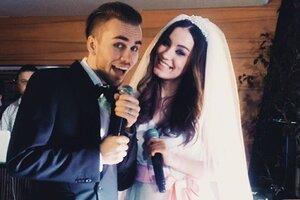 Эксклюзив: видео со свадебной вечеринки Вики Дайнеко