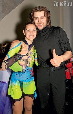 Петр Чернышев был хореографом олимпийской программы Сотниковой
