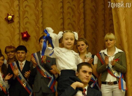 Актриса Катя  Старшова