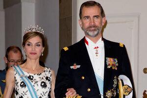 Европейские монархи посетили бал по случаю 75-летия королевы Дании