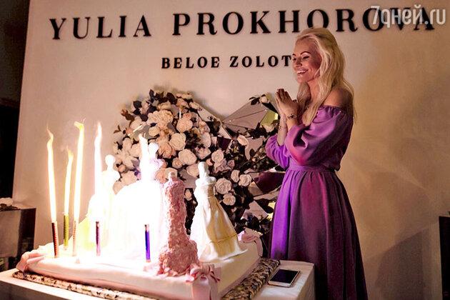 Юлия Прохорова