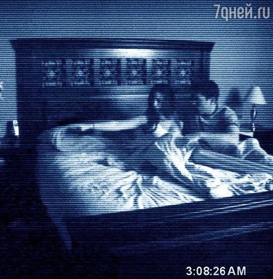 Кадр из фильма «Паранормальное явление»